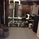 Laundry/Water System Room